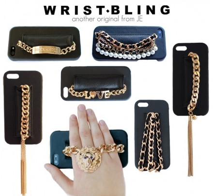 Jagger Edge Wrist Bling Collection For iPhone