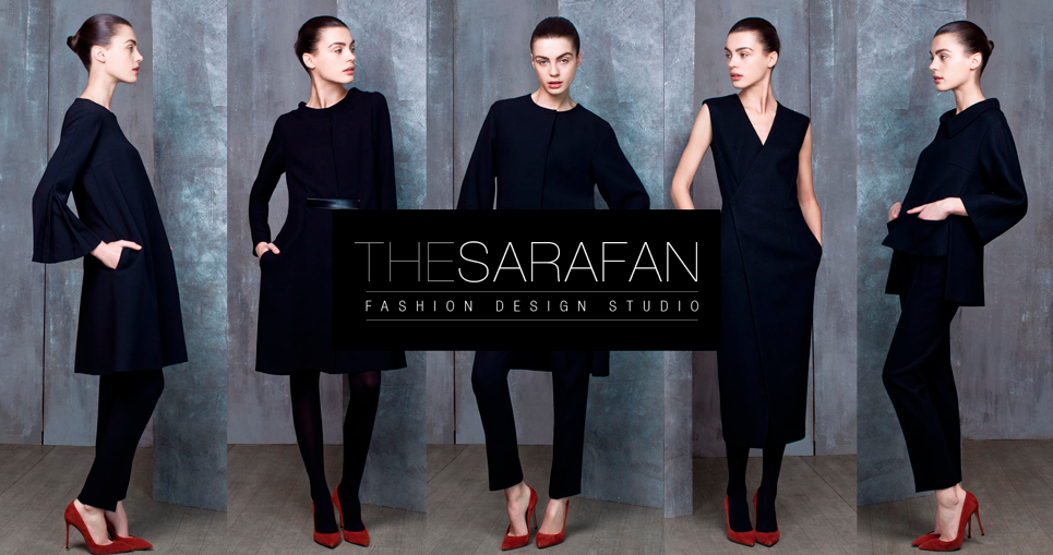 Meet The Designer Behind The Sarafan: Anya Furman