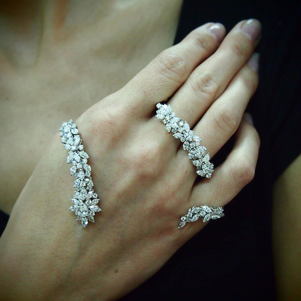 Trend To Try: Hand Bracelets