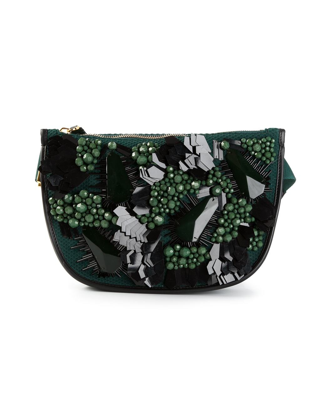 Currently Coveting: Marni Embellished Fanny Packs