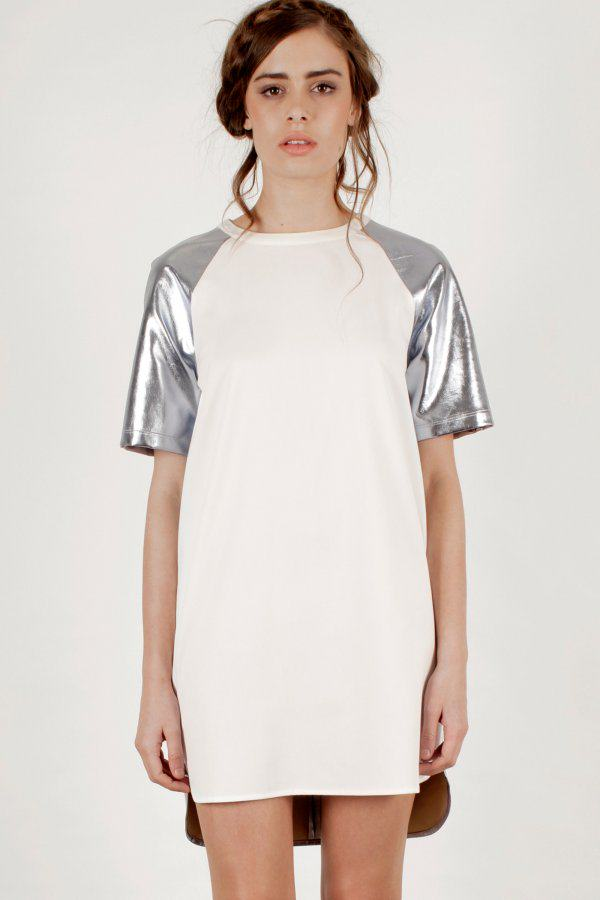Trend To Try: Metallics