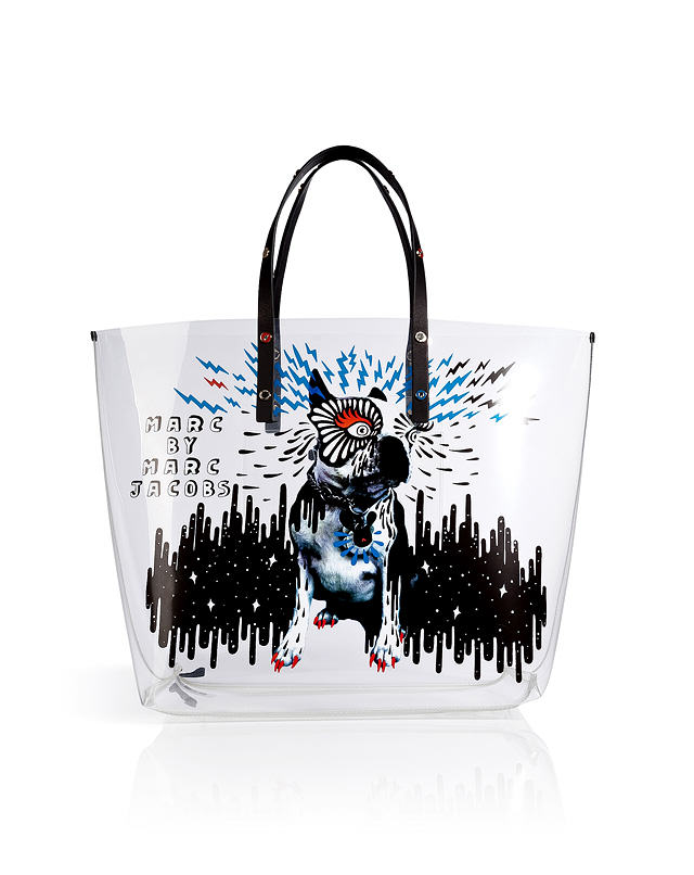 Trend To Try: Transparent Tote Bags