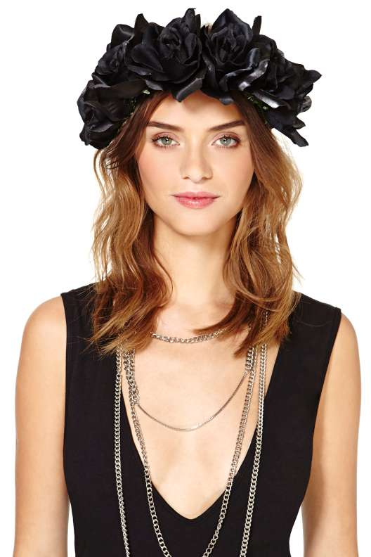 Currently Coveting: Floral Crowns