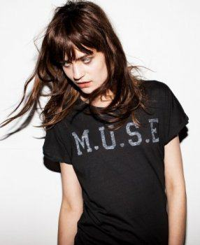 Zoe Karssen Muse Tee