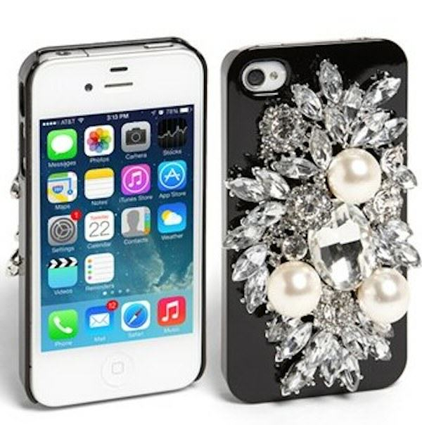 "Pick Of The Day: Natasha Couture ""Be Dazzled"" iPhone Case"