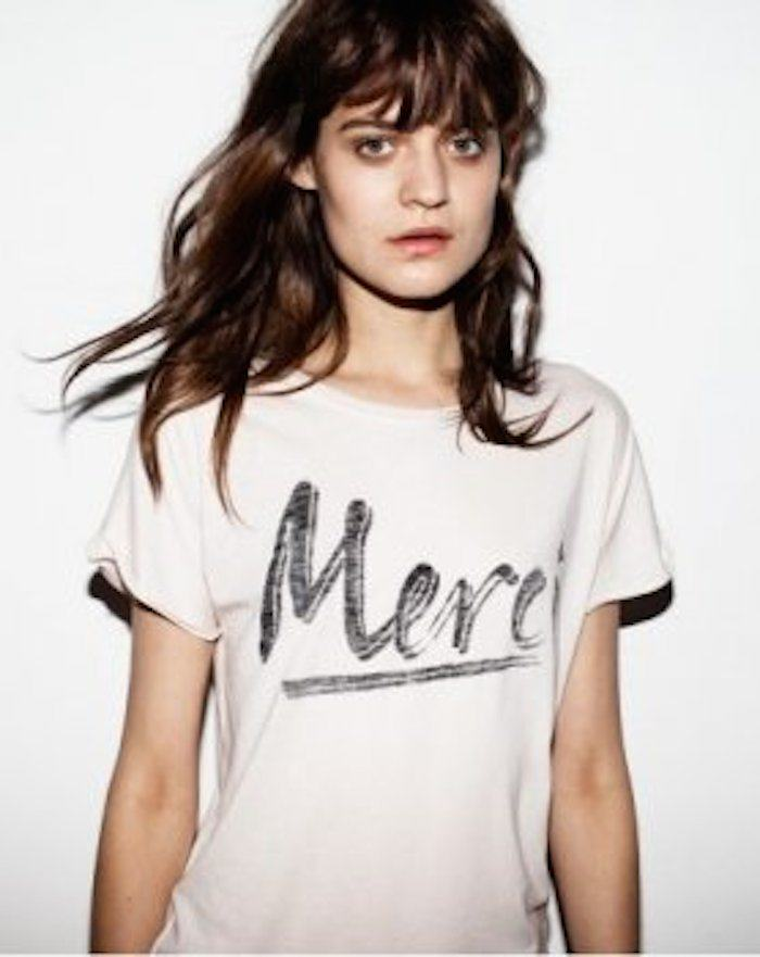 Currently Coveting: Zoe Karssen Tees