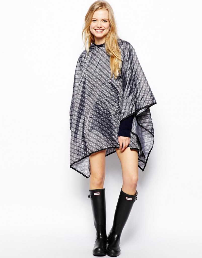 Spring Essentials: The Packable Poncho