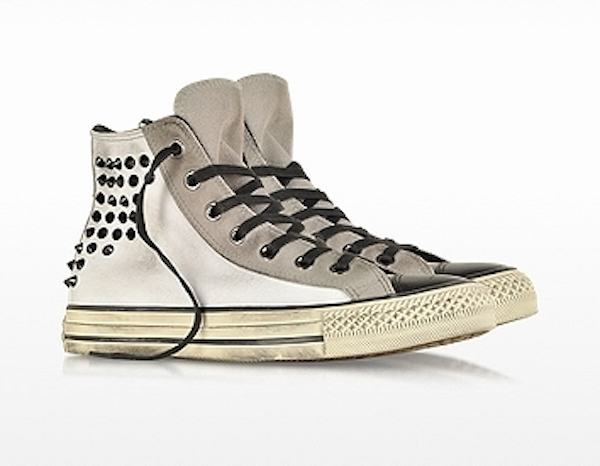 Converse Suede Studded Sneakers