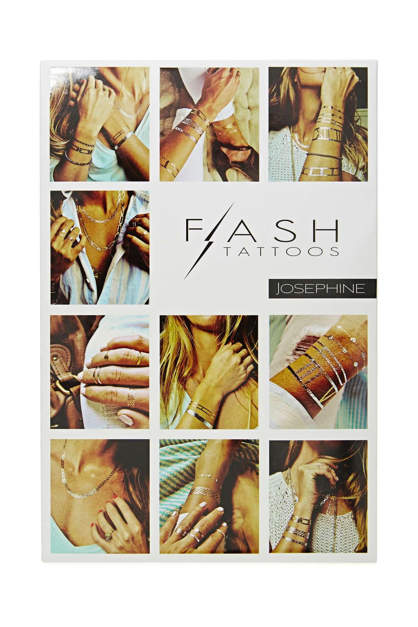 Fashion Fun: Flash Temporary Tattoos