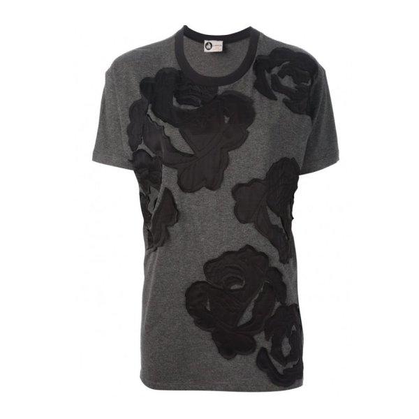 Pick Of The Day: Lanvin Rose Embellished T-Shirt