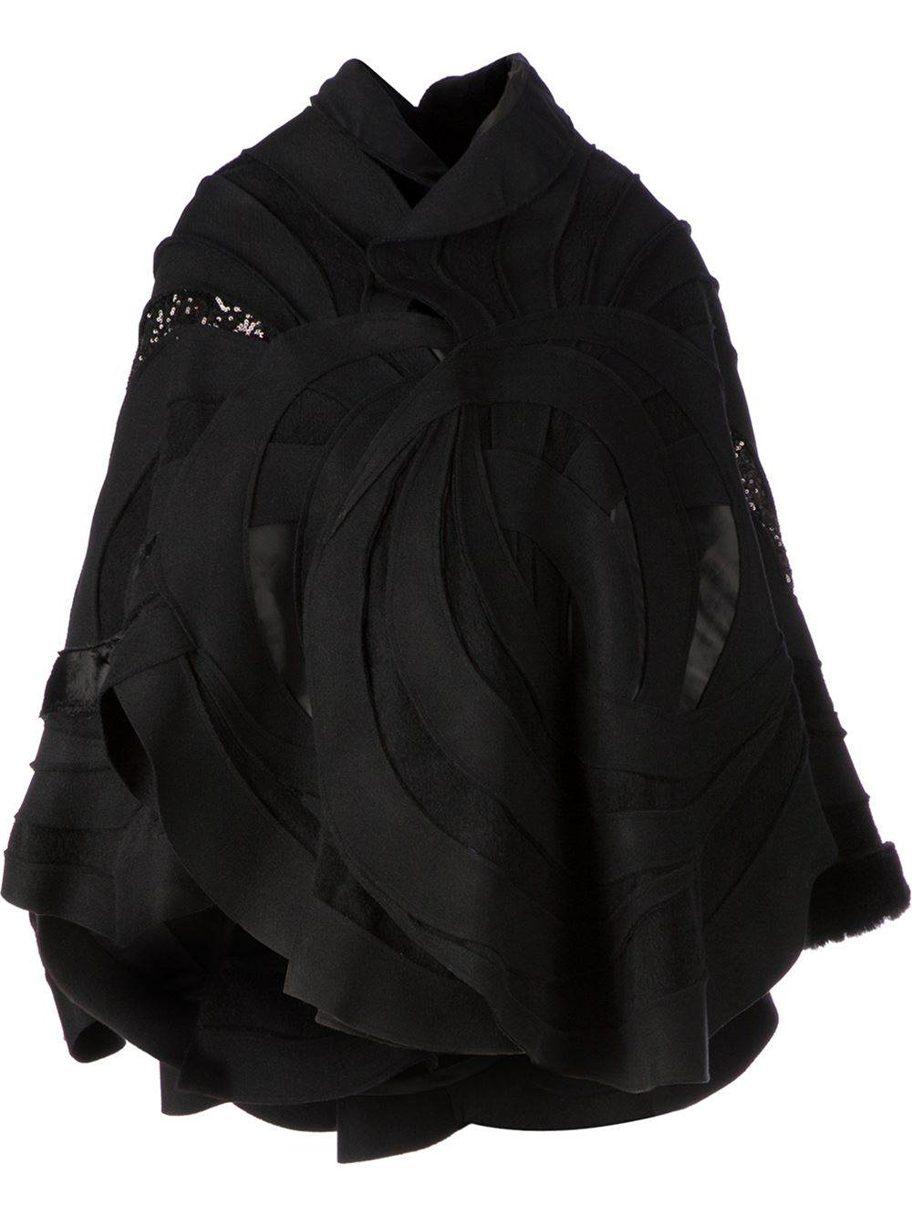 Pick Of The Day: Junya Watanabe Patchwork Cloak
