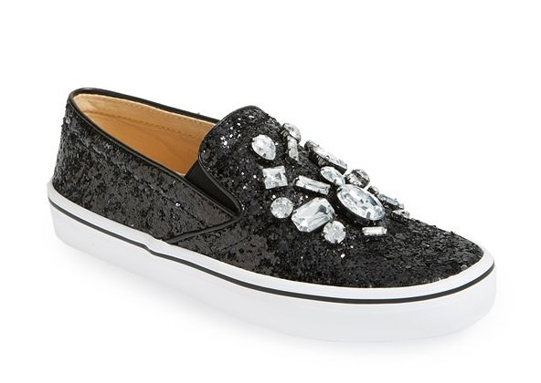 Currently Coveting: Kate Spade Slip-On Sneakers