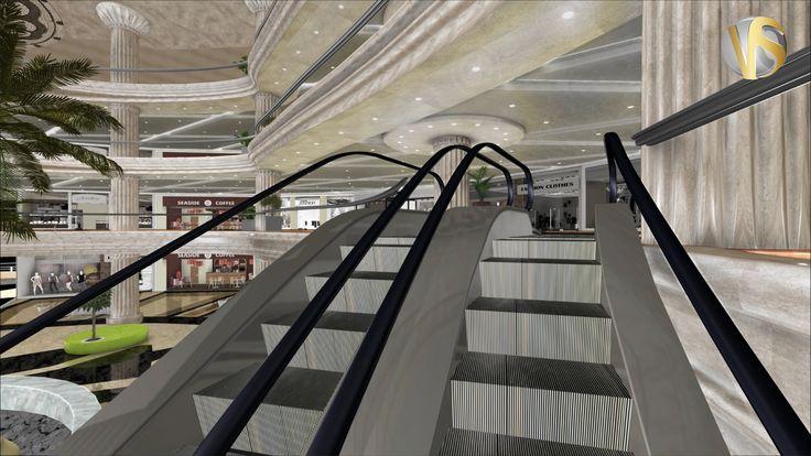 Virtual Shopping Center