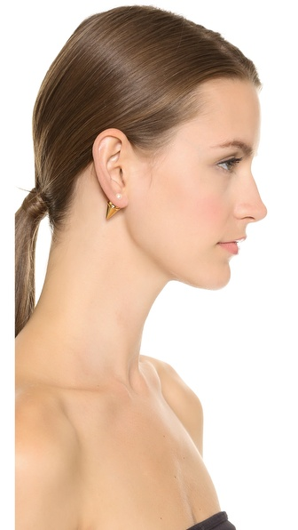 Trend To Try: Double-Sided Earrings