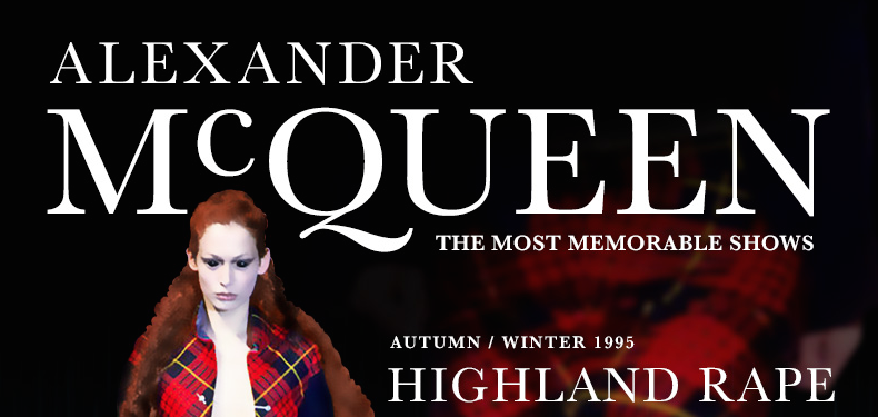 Alexander McQueen: Savage Beauty Coming To London