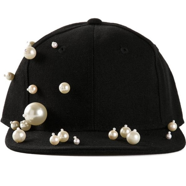 Piers Atkinson Embellished Baseball Caps