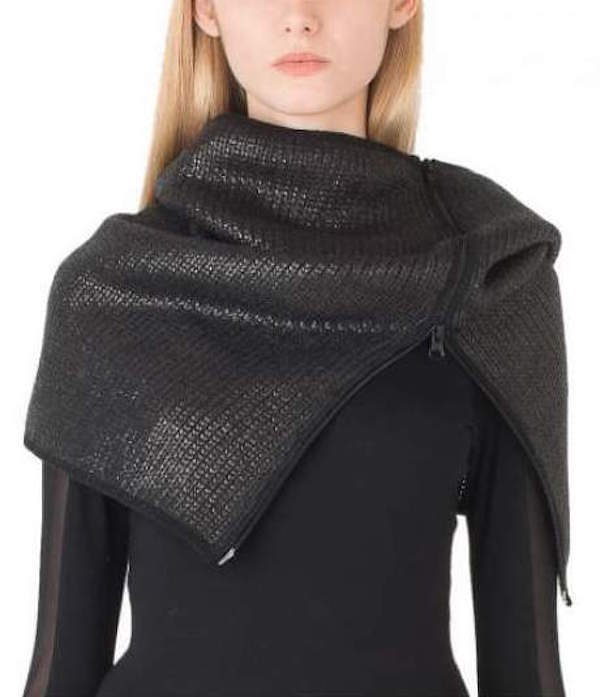 Hot Pick: Eon Paris Coated Wool Snood