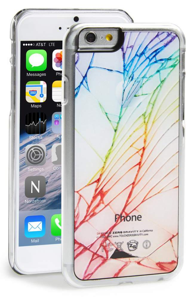 "Fab Find: Zero Gravity ""Cracked Out"" iPhone 6 Case"