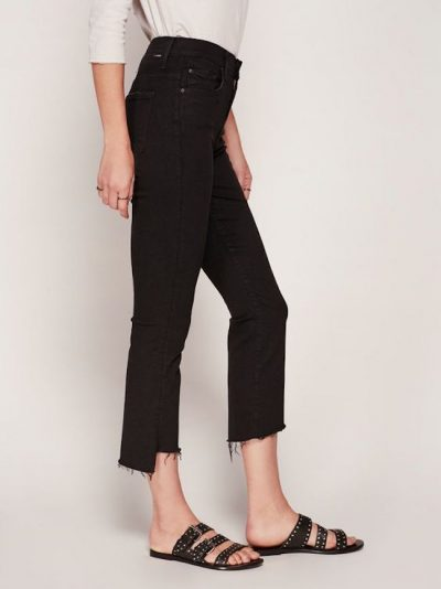 Trend To Try: Step Fray Hem Jeans