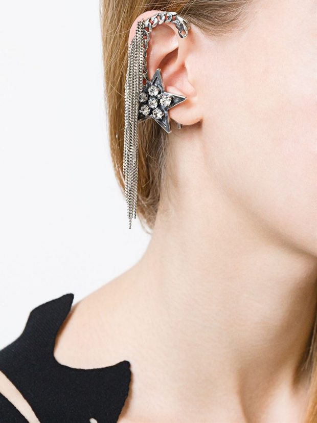 Currently Coveting: Emanuele Bicocchi Ear Cuffs