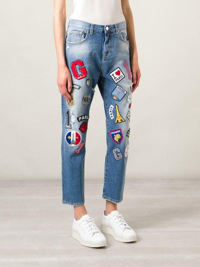 Patch Fashion Trend