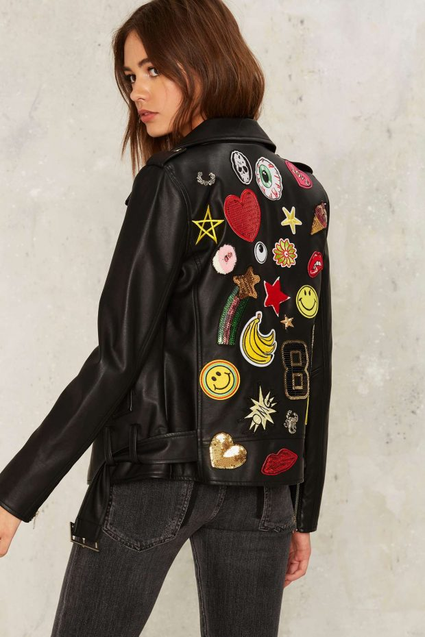 Fall 2016 Fashion Trend To Try: Patches