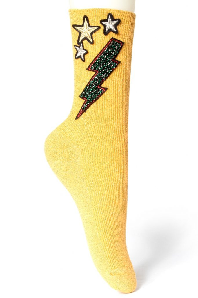Patch Socks