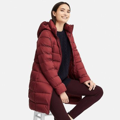 Down Outerwear That Won't Bulk You Up