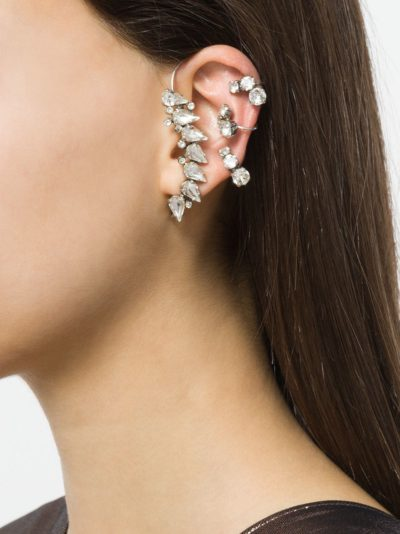 5 Earrings That Require No Piercings.