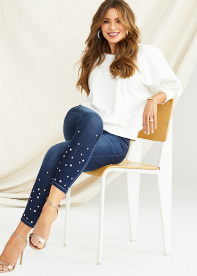 Sofia Jeans By Sofia Vergara Has Launched