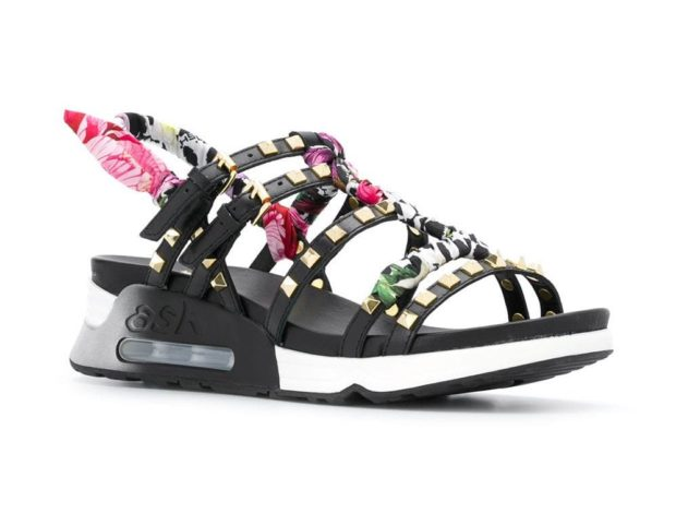 Trend To Try: Sporty Sandals